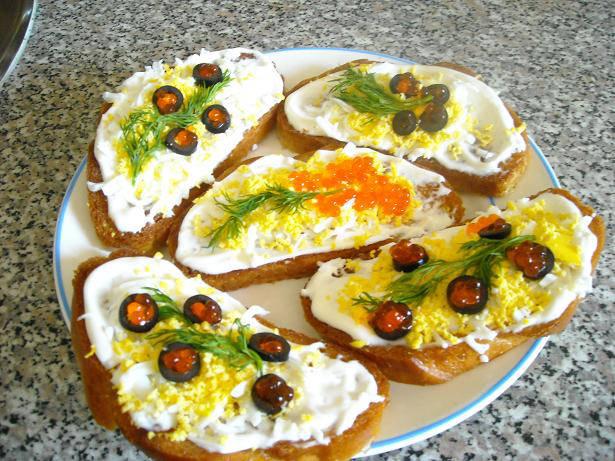 Рецепт оригинального и простого блюда