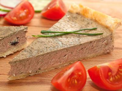 Блюдо из куриного мяса и шампиньонов